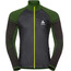 Odlo Velocity Element Jacket Men black/safety yellow